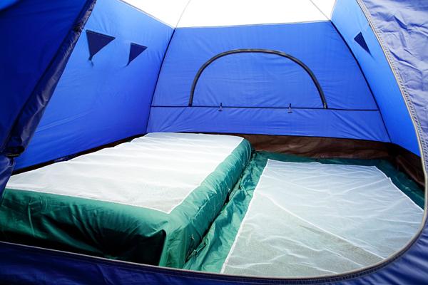 ComforTrails 4 Person Tent & ComforTrails 4 Person Tent | TryTents.com